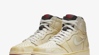 "9月1日発売 Nike Air Jordan 1 High Retro OG NRG ""NIGEL SYLVESTER""BV1803-106"