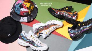 8月4日発売 Nike Air Max 95 ERDL PRTY AR4473-001/100