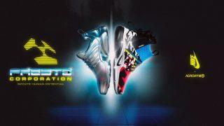 9月20日発売 Nike Air Presto MID × ACRONYM アクロニウム