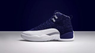 "9月8日発売 Nike Air Jordan 12 Retro ""INTERNATIONAL FLIGHT""BV8016-445"