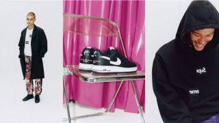 【速報】9月15日発売 Supreme × Comme des Garçons SHIRT collection 2018FW