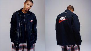 【速報】国内9月29日発売 Supreme × Nike アパレル 2018fw