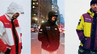 12月1日発売!Supreme × The North Face(ノースフェイス) 2018fw