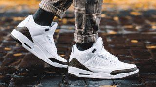 12月15日発売 Nike Air Jordan 3 Retro MOCHA 136064-122