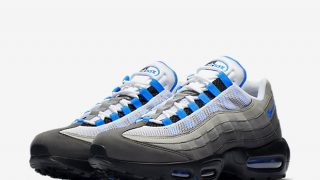 12月22日発売 Nike Air Max 95 CRYSTAL BLUE AT8696-100
