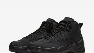 12月15日発売 Nike Air Jordan 12 Retro WINTERIZED BQ6851-001