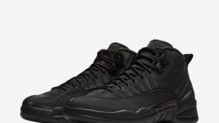 12月15日発売 Nike Air Jordan 12 Retro WINTERIZED BQ6851-001
