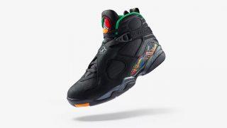 12月22日発売 Nike Air Jordan 8 Retro AIR RAID II 305381-004