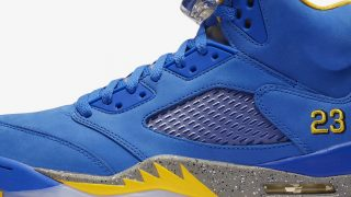 1月31日発売 Nike Air Jordan 5 Retro VARSITY ROYAL CD2720-400
