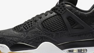 1月27日発売 Nike Air Jordan 4 Retro 30TH ANNIVERSARY CI1184-001
