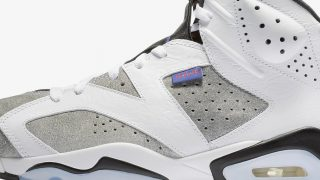 1月27日発売 Nike Air Jordan 6 Retro FLIGHT NOSTALGIA CI3125-100