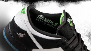 国内1月13日発売予定 Nike SB Dunk Low Pro OG QS PANDA PIGEON BV1310-013