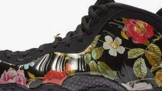 2月23日発売 Nike Air Foamposite One FLORAL 314996-912
