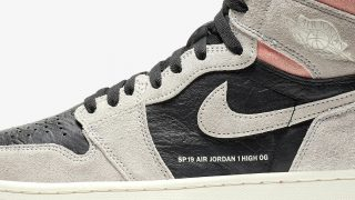 2月2日発売 Nike Air Jordan 1 Retro High OG NEUTRAL GREY 555088-018