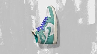 2月15日発売 Nike Air Jordan 1 Retro High OG TURBO GREEN 555088-311