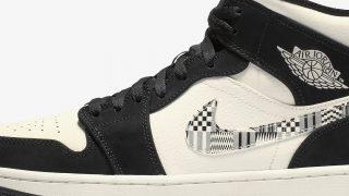 2月2日発売 Nike Air Jordan 1 Mid EQUALITY BHM 852542-010