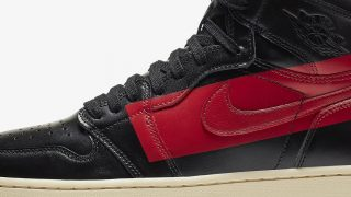 2月23日発売 Nike Air Jordan 1 Retro High OG COUTURE BQ6682-006