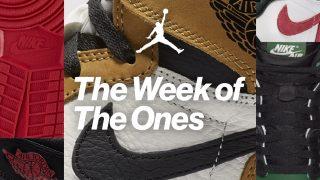 【再販情報】2月18日~2月22日 The Week of The Ones 過去モデルを一挙リストック