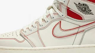 3月16日発売 Nike Air Jordan 1 Retro High OG SAIL/UNIVERSITY RED 555088-160