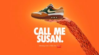国内4月9日発売 Missing Link × NIKE AIR MAX SUSAN CK6643-100
